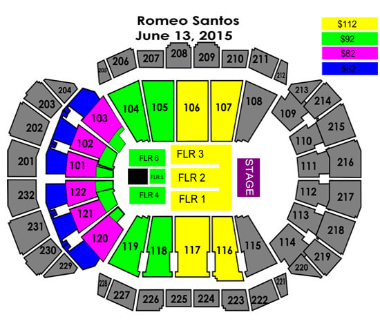 Romeo Santos June 13